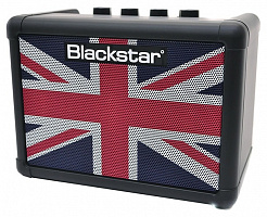 Blackstar Fly 3 Union Flag Black
