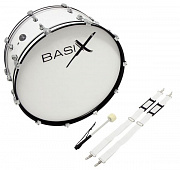 "Marching Bass Drum Basix 26"" (F893123)"