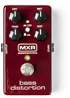 Педаль эффектов Dunlop M85 MXR Bass Distortion
