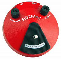Педаль эффектов Dunlop JDF2 FUZZ FACE DISTORTION