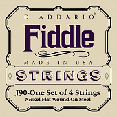 D'Addario J90 Fiddle 4/4 Medium