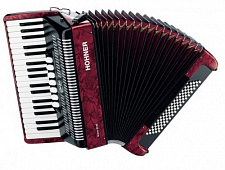 Hohner BRAVO III 80 Red (A1643)